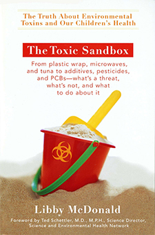 the Toxic Sandbox book cover