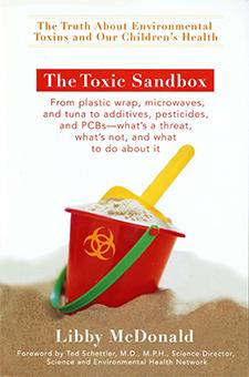 the Toxic Sandbox book cover