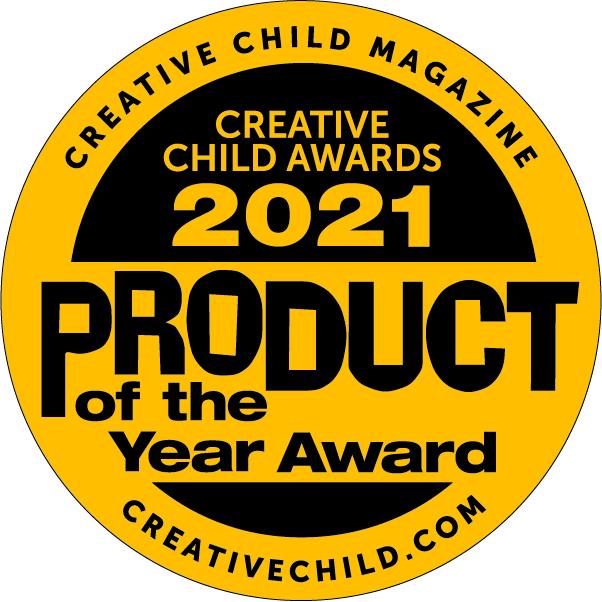 Creative Child Magazine: Creative Child Awards - 2021 Product of the Year Award